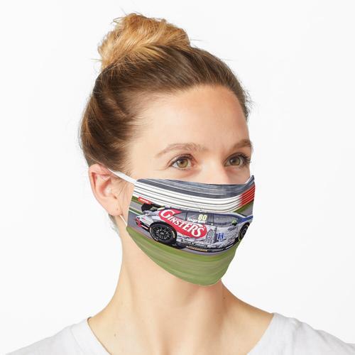 Tom Ingram, Silverstone 2020 Maske