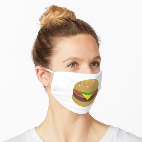 Hamburger, Burger Maske