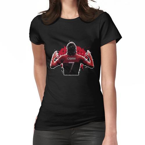 Edison Cavani Frauen T-Shirt