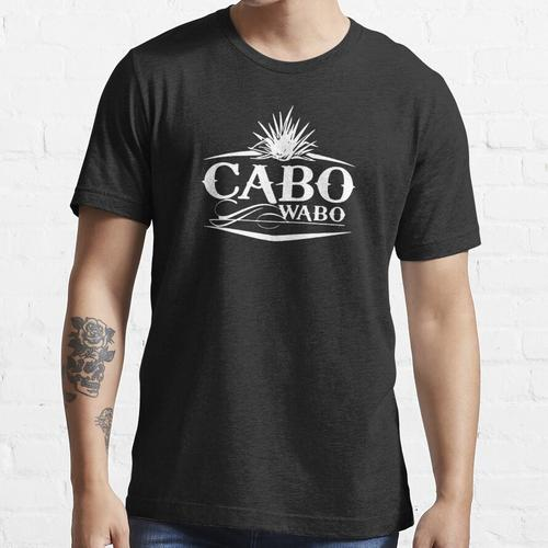 Cabo Wabo Tequila Schnaps Essential T-Shirt