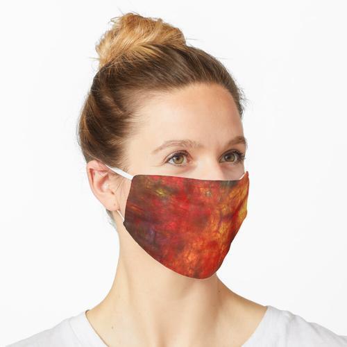 Quarzstein Lumineszenz Maske
