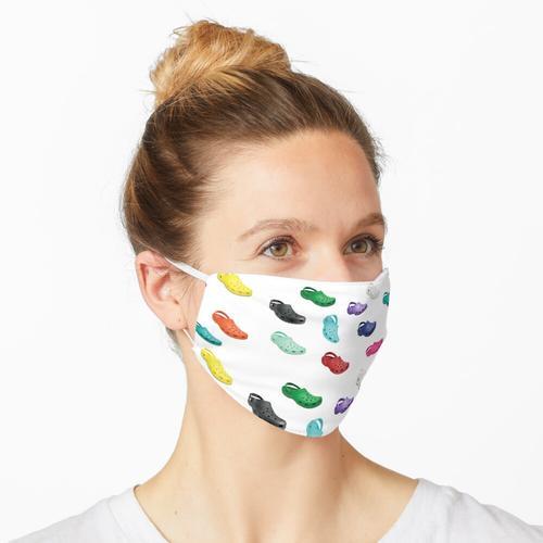 Crocs Sticker Pack - 12er Pack Maske