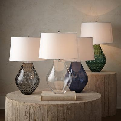 Bonaire Table Lamp - Textured in...