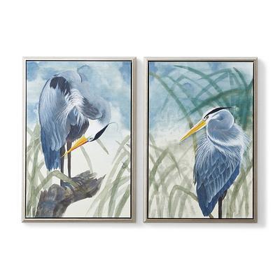 Perched Egret Giclee Prints - Pr...