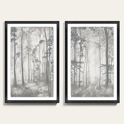 """Into the Forest Art 27"""" x 18"""" - Ballard Designs"""