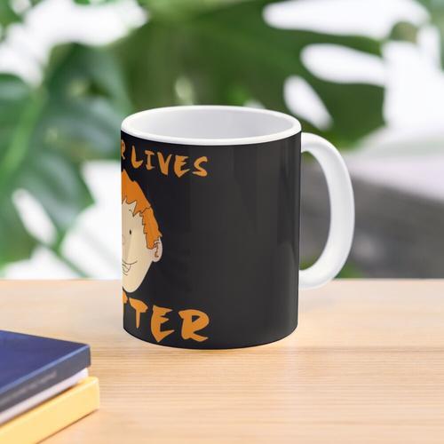 Ginger Lives Matter, Ginger And Proud Mug
