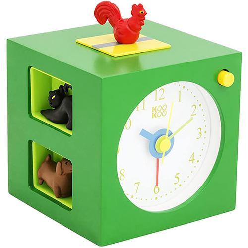 Wecker KooKoo® KidsAlarm, grün