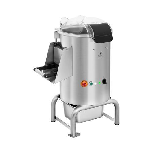 Royal Catering Kartoffelschälmaschine - 10 kg - Timer - bis zu 200 kg/h RCPP-1011