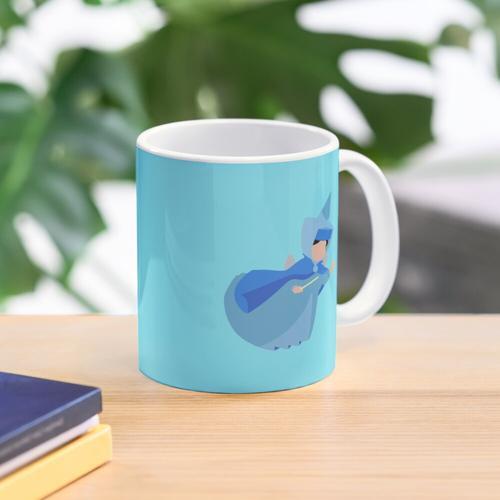 Die blaue Fee Tasse