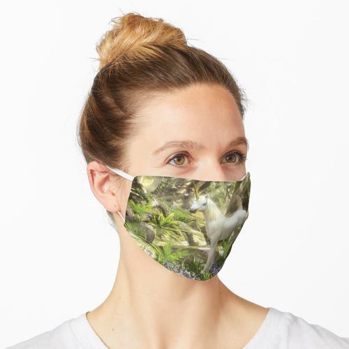 Einhorn-Schutzgebiet Maske