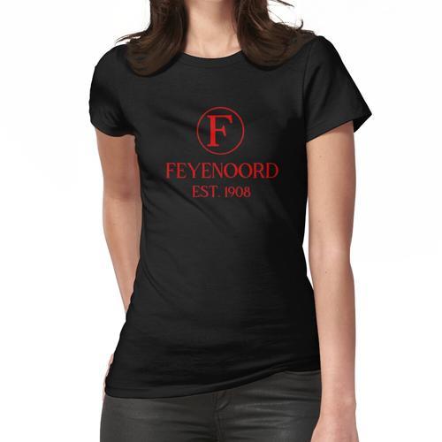 Feyenoord Red Frauen T-Shirt