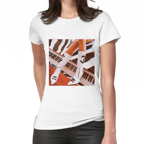 Modestiefel Frauen T-Shirt