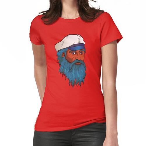 Ocean Calling - Schiffskapitän Frauen T-Shirt