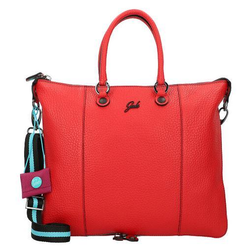 Gabs Week Plus Handtasche Leder 27 cm blood