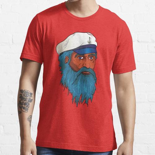 Ocean Calling - Schiffskapitän Essential T-Shirt