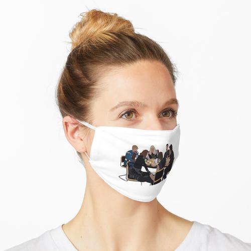 Shawarma Maske