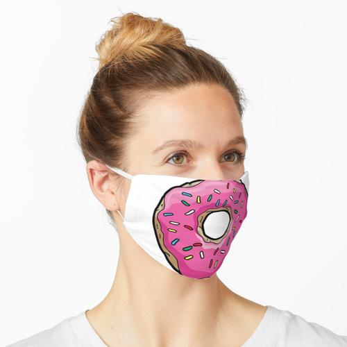 Krapfen Maske