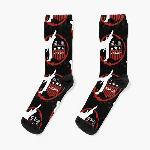Karate, Karate Kid Socken