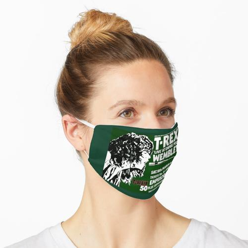 TREX im Wembley Empire Pool Maske