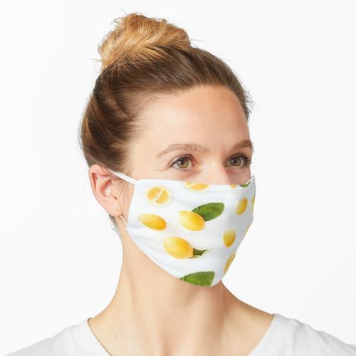 Zitronen Zitronen! Maske