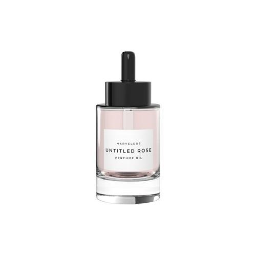 Marvelous Unisexdüfte Untitled Rose Perfume Oil 50 ml