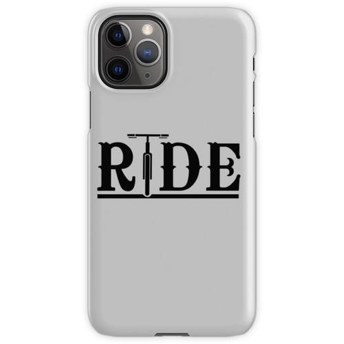 Fahräder fahren iPhone 11 Pro Handyhülle