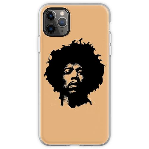 Jimi Hendriks Flexible Hülle für iPhone 11 Pro Max