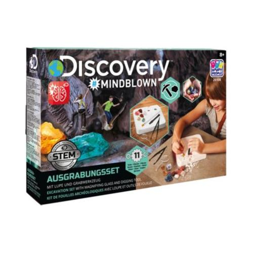 Discovery Ausgrabungsset