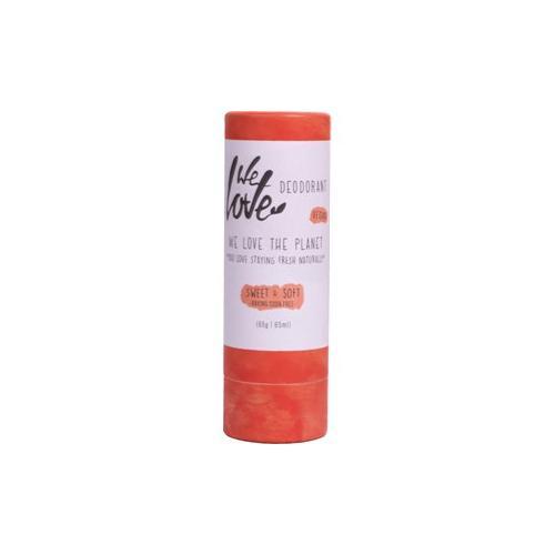 We Love The Planet Körperpflege Deodorants Sweet & Soft Deodorant Stick 65 g