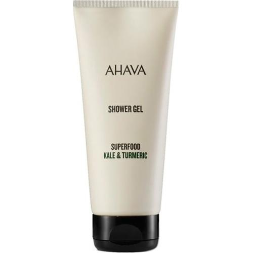 Ahava Kale & Turmeric Shower Gel 200 ml Duschgel