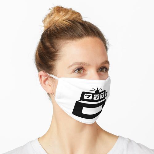 Einarmiger Bandit Maske