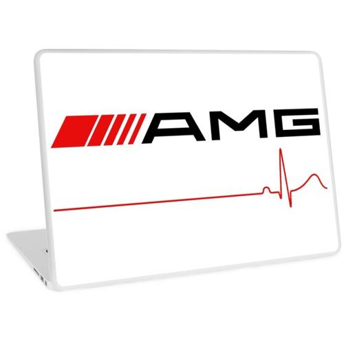 Fahrleistung AMG Laptop Skin
