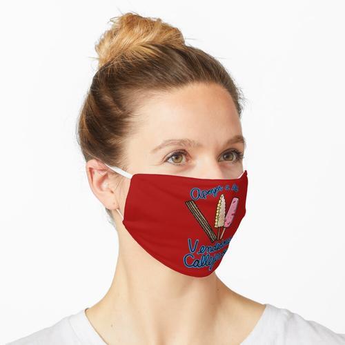 Apoyar a los Vendedores Callejeros Maske