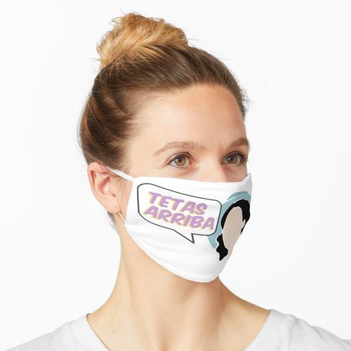 Titten Frau Maisel Maske