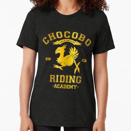 chocobo the chocobo Tri-blend T-Shirt