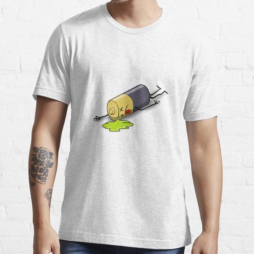 leere Batterie Essential T-Shirt