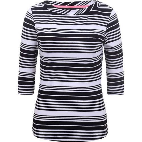 LUHTA Damen Shirt ASKOLA, Größe L in SCHWARZ