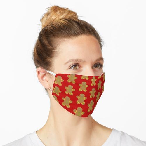 Lebkuchenfreund Maske
