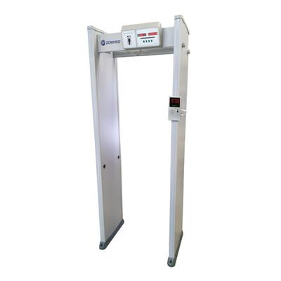 """""""Zorpro First Aid 6T Metal Detector and Body Temperature Scanner Model: ZORTEMP6T"""""""