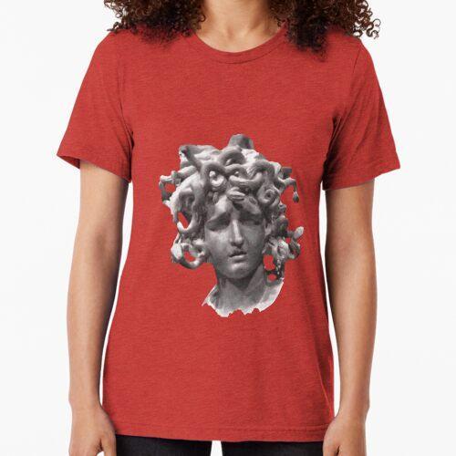 Medusa Medusa Medusa Kopf Vintage T-Shirt