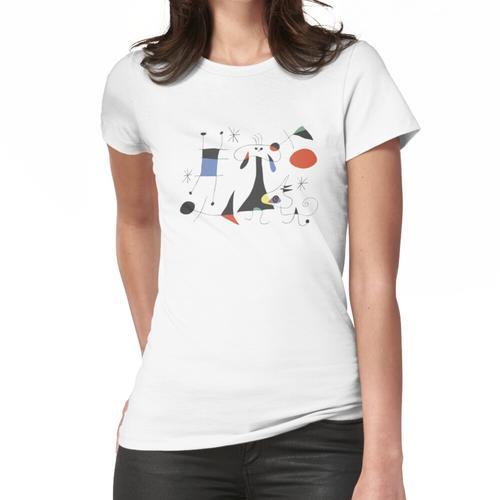 Joan Miró Die Sonne (El Sol) 1949 - Attraktivste Malerei von Miro für alle Frauen T-Shirt