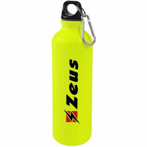 Zeus Aluminium Trinkflasche 0,75l Neon Gelb