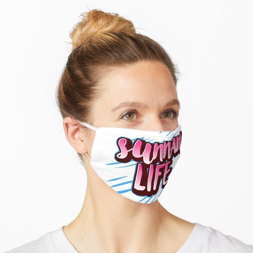 Muslimisches T-Shirt Maske