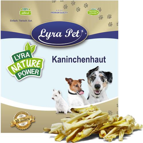 1 kg Lyra Pet® Kaninchenhaut