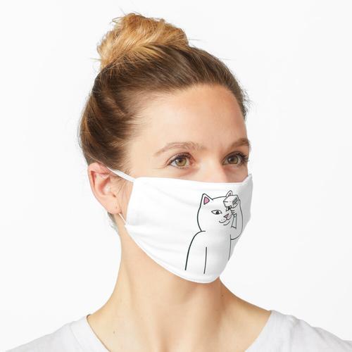 Temperatur prüfen Maske