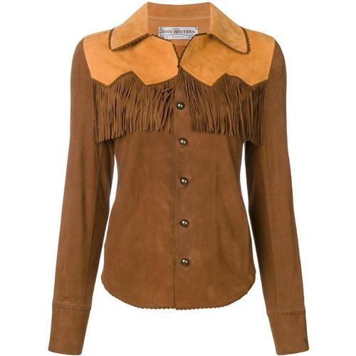 Jessie Western Klassisches Westernhemd
