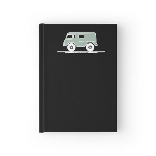 Volvo Laplander C303 Notizbuch