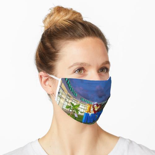 Ich liebe Montego Bay Maske