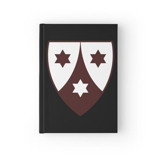 Wappen der Karmeliter Notizbuch