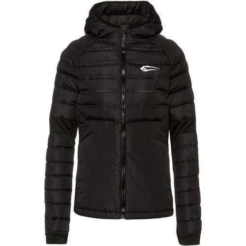 SMILODOX Trainingsjacke Damen in schwarz, Größe XS